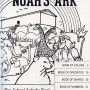 Noah's Ark Preschool Activity Book 1