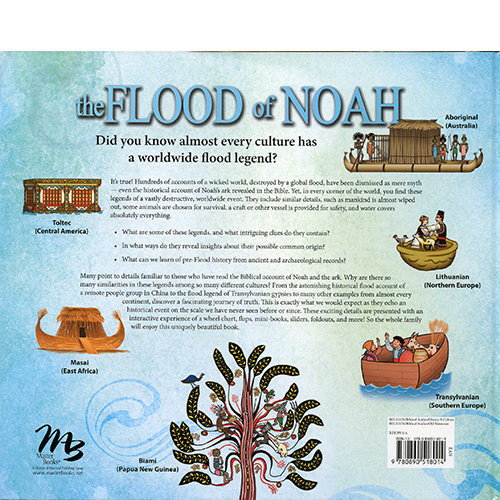 The Flood of Noah: Legends & Lore of Survival back