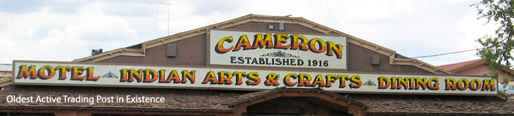Grand Canyon 2015 Cameron Motel Arts Dining