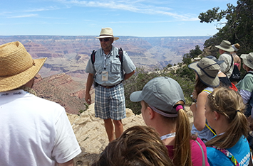 Grand Canyon 2015 Russ Miller Tour Guide