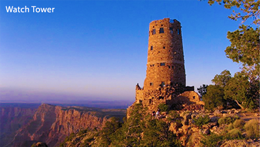 Grand Canyon 2015 Watch Tower