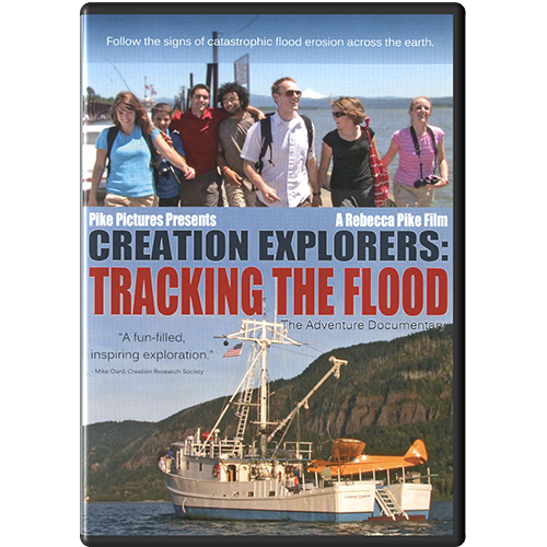 Creation Explorers: Tracking the Flood DVD