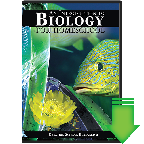 An Introduction to Biology (Video Download)