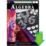 An Introduction to Algebra (Video Download)
