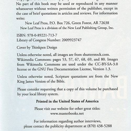 Bankruptcy of our Nation (Revised and Expanded) read inside