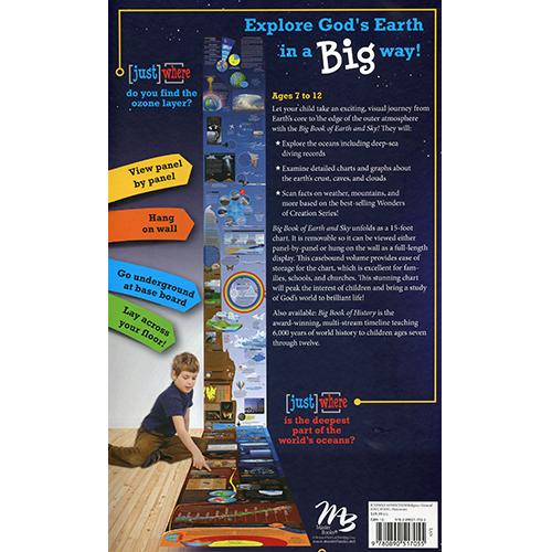 Big Book of Earth & Sky back