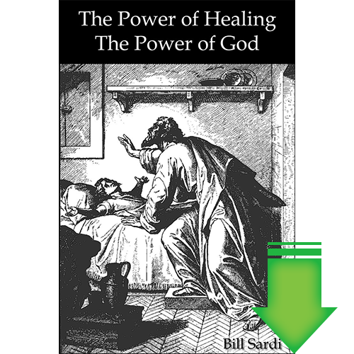 The Power of Healing The Power of God eBook (PDF)