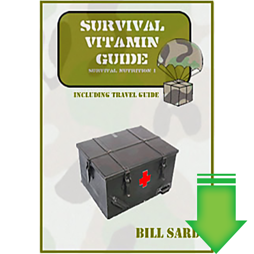 Survival Vitamin Guide eBook (PDF)