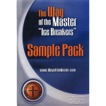 "The Way of the Master ""Ice Breakers"" Tract Sample Pack"