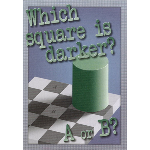 Which Square is Darker? Tract