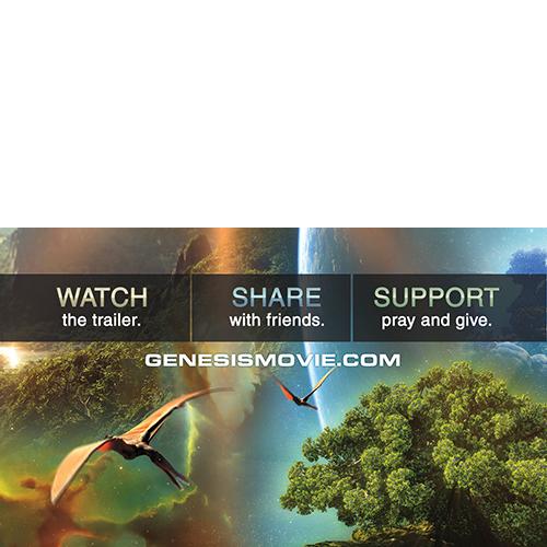 Genesis 3D Card Back