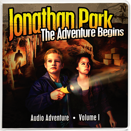 Jonathan Park Album 1: The Adventure Begins Audio Adventure