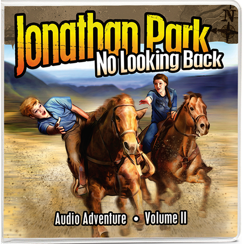 Jonathan Park Album 2: No Looking Back Audio Adventure