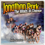 Jonathan Park Album 3: The Winds of Change Audio Adventure