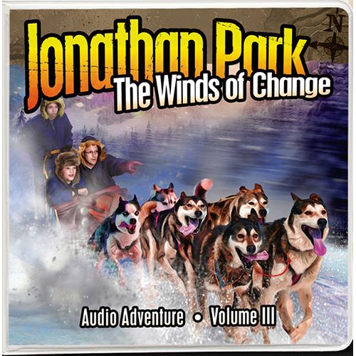 Jonathan Park Album 3: The Winds of Change Audio Adventure