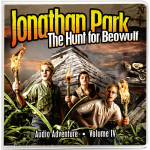 Jonathan Park Album 4: The Hunt for Beowulf Audio Adventure