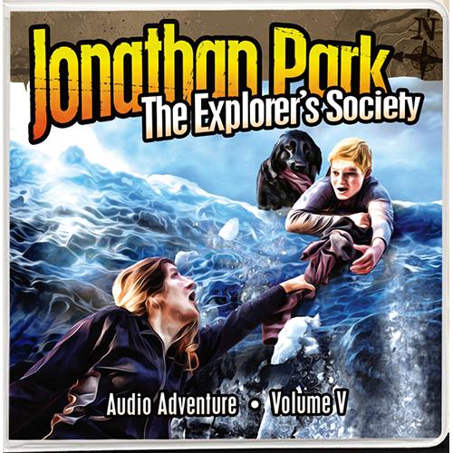 Jonathan Park Album 5: The Explorer's Society Audio Adventure