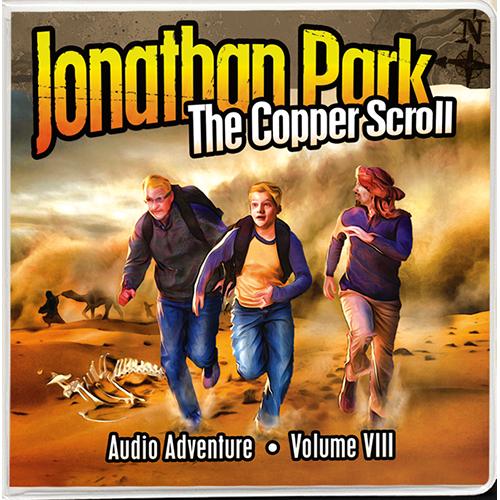 Jonathan Park Album 8: The Copper Scroll Audio Adventure