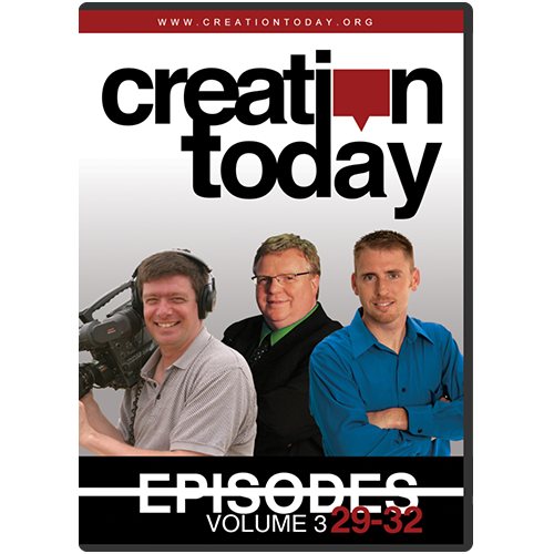 The Creation Today Show: Vol 3, Episodes 29-32