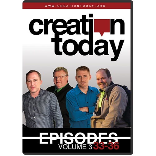 The Creation Today Show: Vol 3, Episodes 33-36