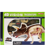 4D Vision Triceratops Anatomy Model
