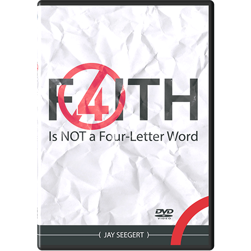 Faith is Not a Four-Letter Word DVD