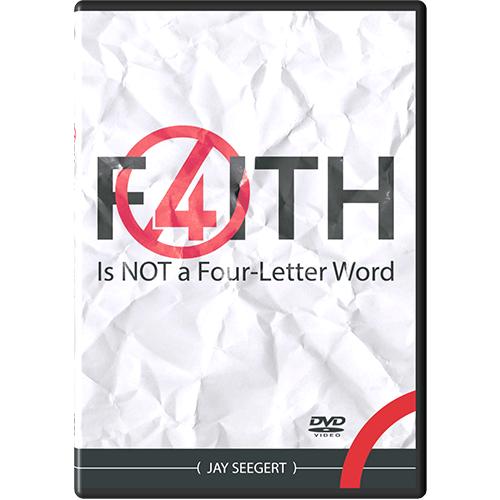 Faith is Not a Four-Letter Word DVD