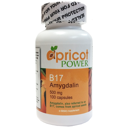 B17/Amygdalin 500mg - 100 Capsules