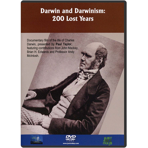 Darwin and Darwinism: 200 Lost Years DVD