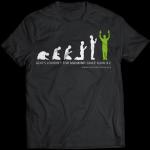 God's Journey for Mankind T-Shirt
