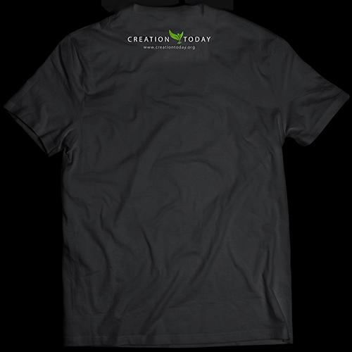 God's Journey for Mankind T-Shirt back
