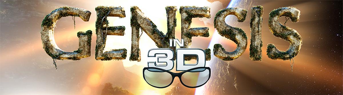 Genesis Movie 3D