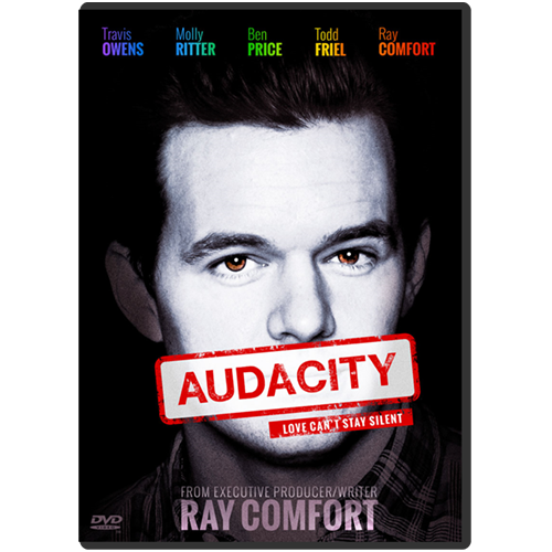 Audacity: Love Can't Stay Silent DVD
