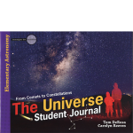 The Universe: From Comets to Constellations Student Journal