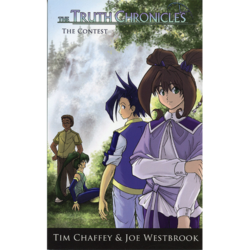 The Truth Chronicles Book 2: The Contest