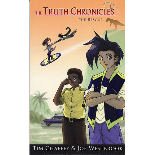 The Truth Chronicles Book 3: The Rescue
