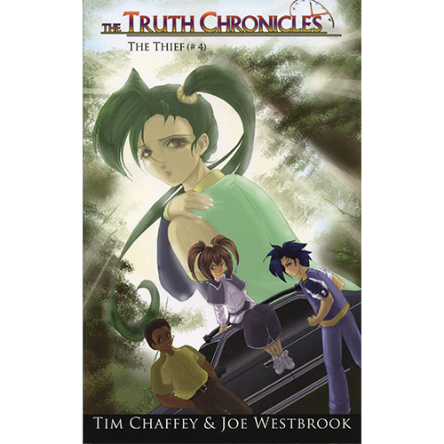 The Truth Chronicles Book 4: The Thief