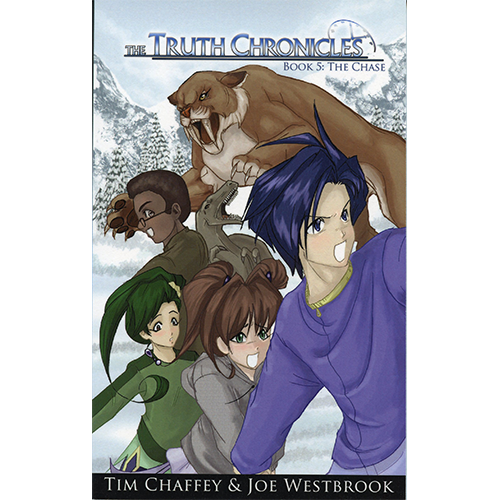 The Truth Chronicles Book 5: The Chase