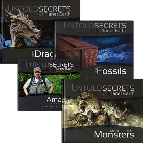 Untold Secrets of Planet Earth Package