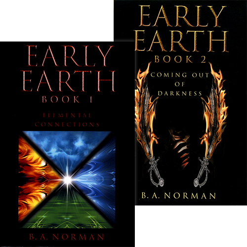 Early Earth Book 1 & Book 2 Package