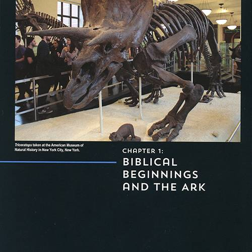 Dinosaurs: Marvels of God's Design read inside