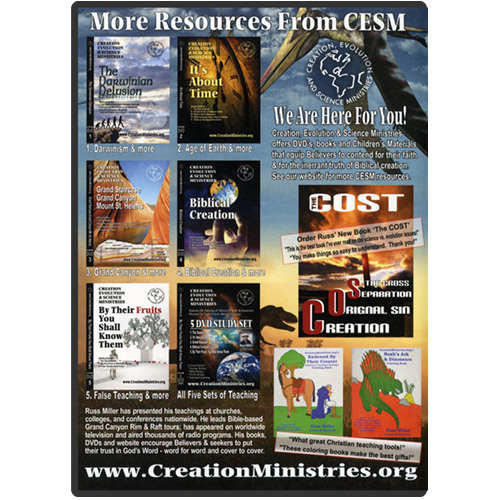 Russ Miller's 5 DVD Study Set back