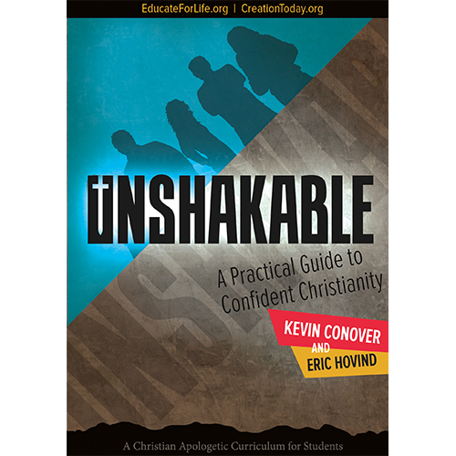 Unshakable: A Practical Guide to Confident Christianity Course 101-The Fossil Record vs Evolution