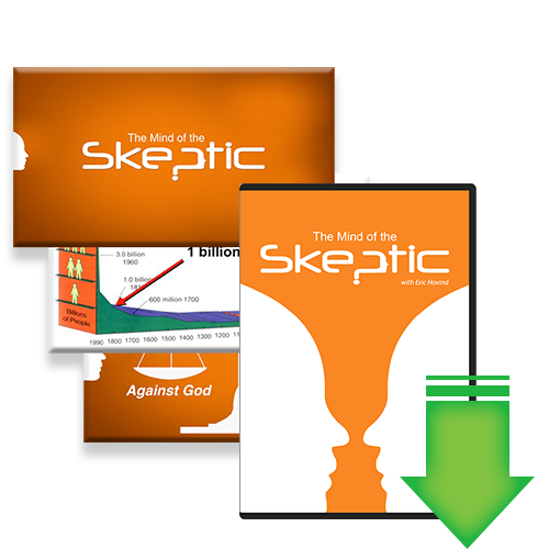 The Mind of the Skeptic Video Download with PowerPoint Slides