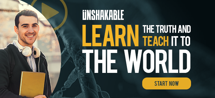 Unshakable 4-course Curriculum
