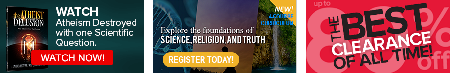 The Atheist Delusion, March Mania Spotlight, Last Chance Clearance
