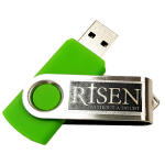 Risen Without a Doubt Flash Drive