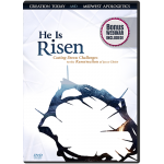 He is Risen DVD with Free Webinar