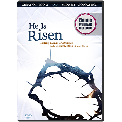 He is Risen DVD with Free Webinar