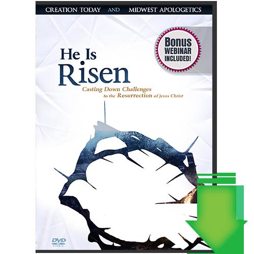 He is Risen Video Download
